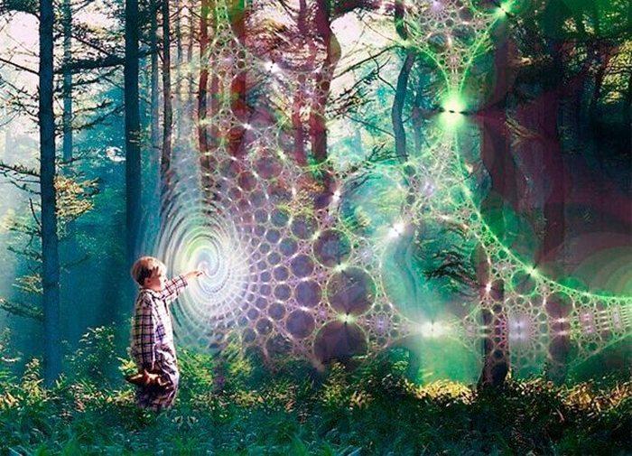 Проект Изначалие, этот мир это Сознание Творца, творческие миры