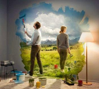 Проект Изначалие, этот мир это Сознание Творца, творить свой мир