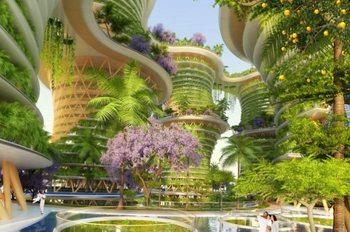 Проект Изначалие, Будущее пробуждает Планету, Поток Будущего