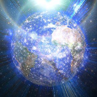 Проект Изначалие, Пробуждение, как Рождение Свыше, лучи Восприятия