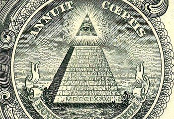 Проект Изначалие, Элита, пирамида власти на долларе